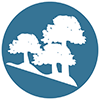 terrestrial habitats icon