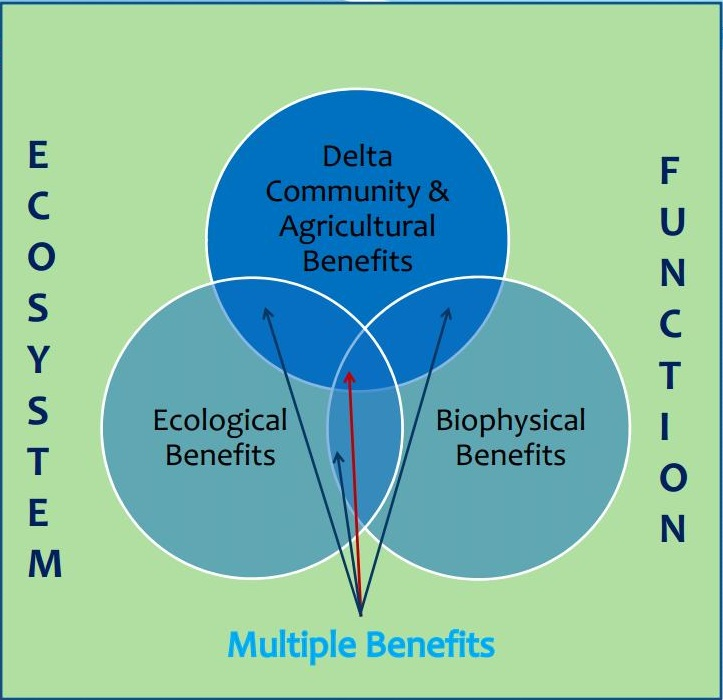 Multi Benefit Diagram