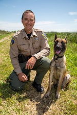 Warden Shane Embry & Link - Humboldt County