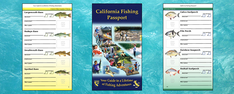 imgCalifornia Fishing Passport