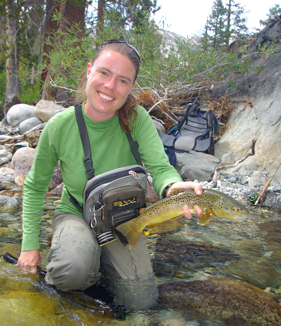 Designated wild and heritage trout waters for Stanislaus river fishing