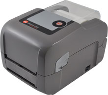 photo of point of sale license printer