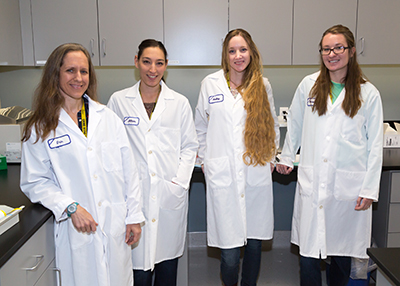 Science Institute News Crime Fighters In Lab Coats Meet Cdfw S
