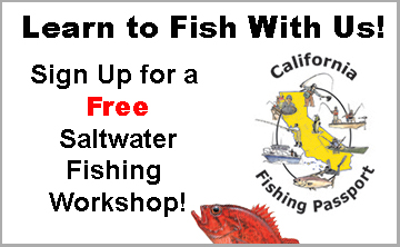 Learn to Fish With Us! Sign Up for a Free Saltwater Fishing Workshop!