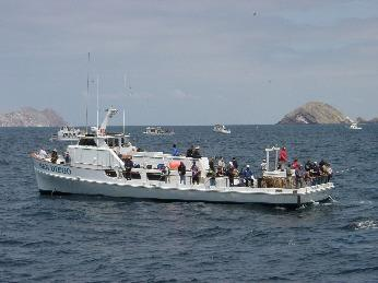 CPFV Party Boat Fishing