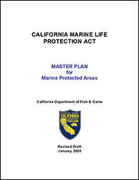 2008 Master Plan Cover