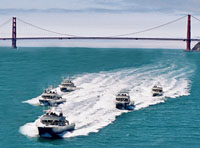 Fish and Game Patrol Boats