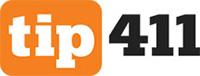 Tip411 logo