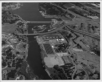 American River Fish Hatchery 1978