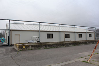 Photo of New Hatchery Building 2013