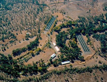 Darrah Springs Hatchery