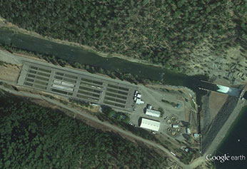 Silverado Fisheries Base - 2015 Google Earth