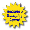 Become a stamping agent