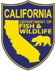 California Department of Fish and Wildlife logo