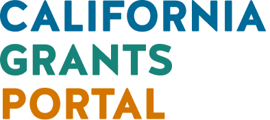 California Grants Portal - click to open link in new window