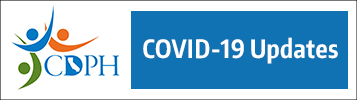 California Department of Public Health COVID-19 Updates - open link in new window