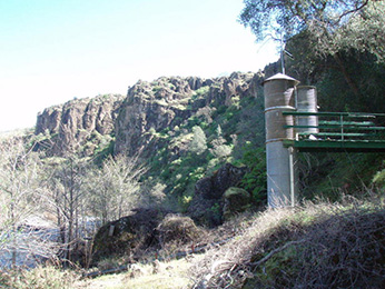 Upper Deer Creek Streamgage