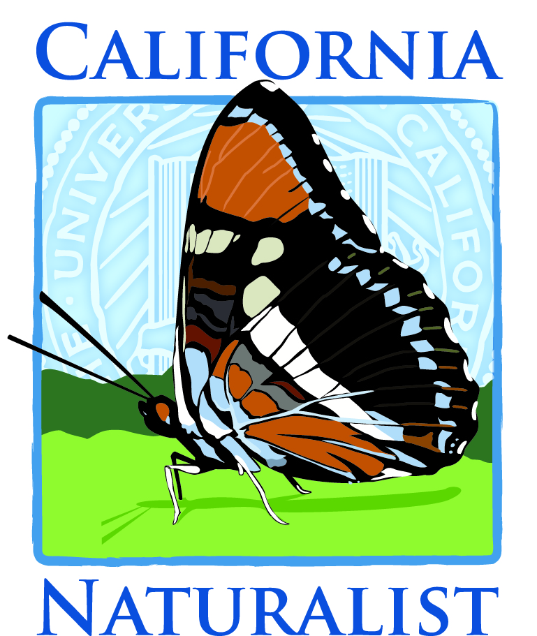 California Naturalist logo - link to website opens in new window
