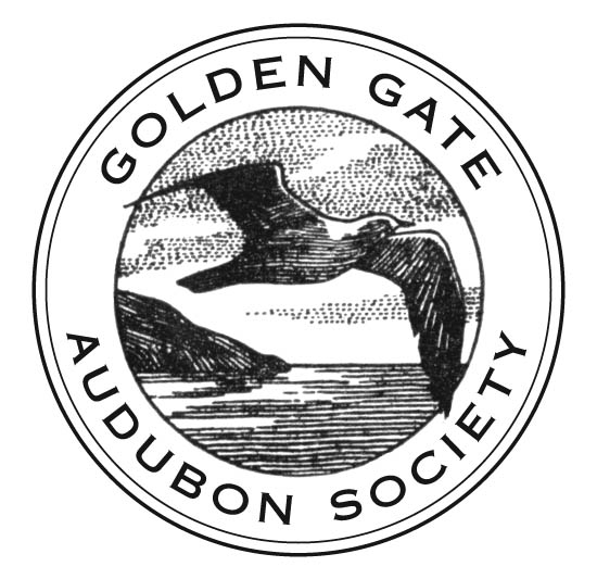 Golden Gate Audubon Society logo - link to website opens in new window