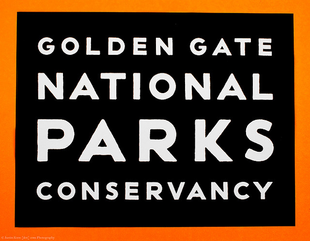 Golden Gate National Parks Conservancy logo - link to website opens in new window