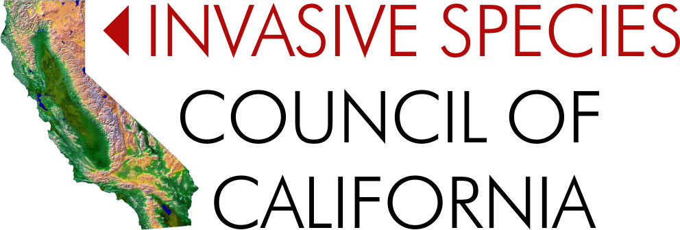 Invasive Species Council of California logo - opens website in new window
