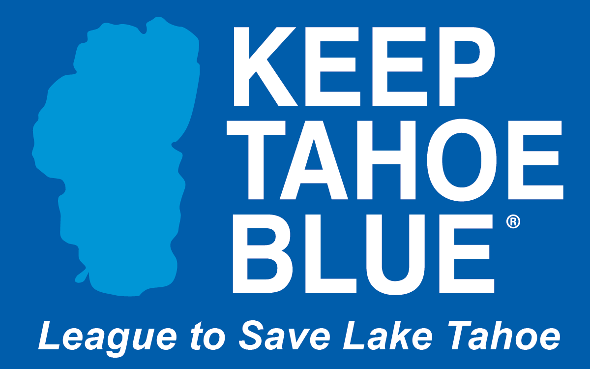 League to Save Lake Tahoe logo - link to website opens in new window