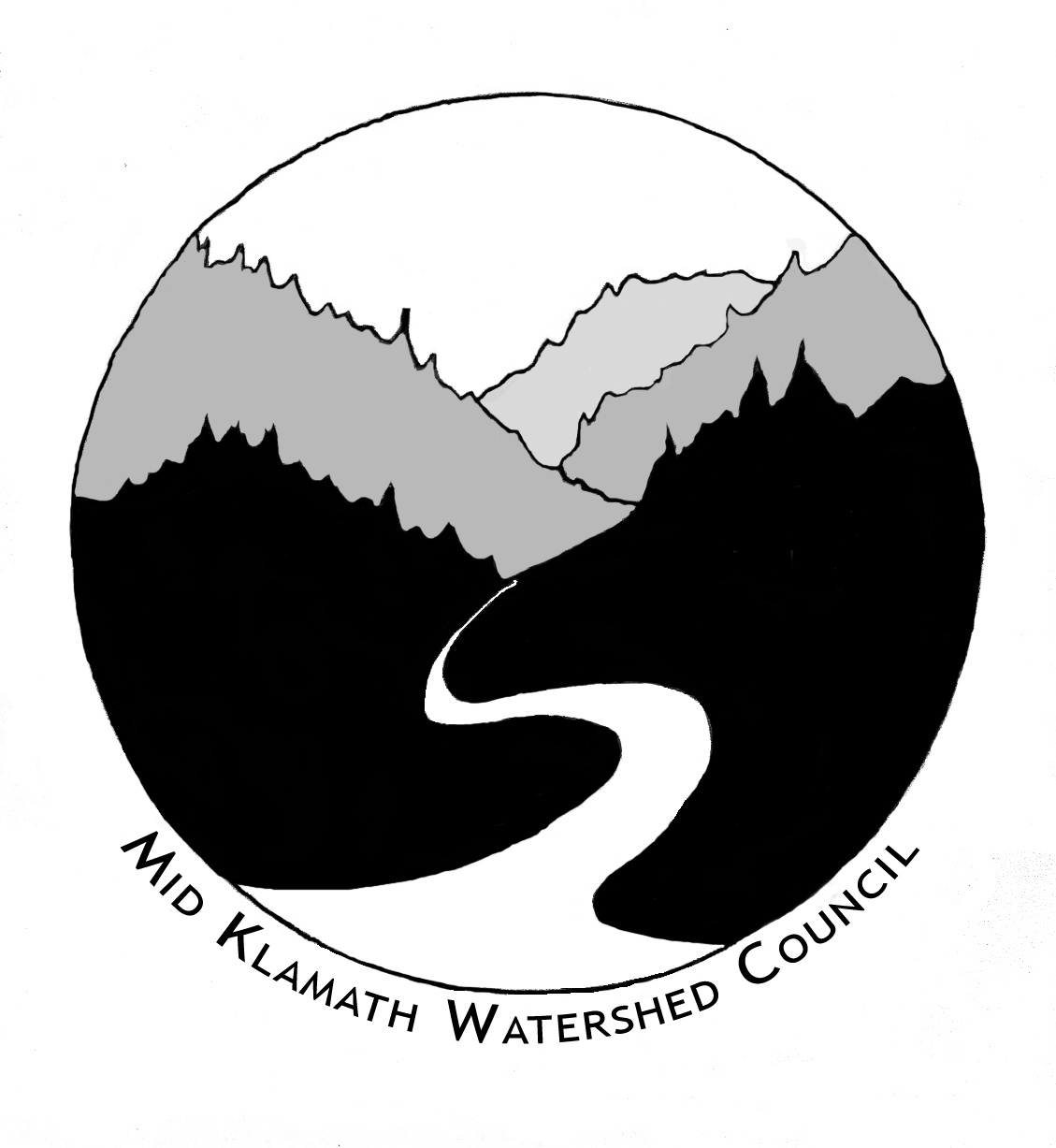 Mid Klamath Watershed Council logo - link to the MKWC website opens in new window
