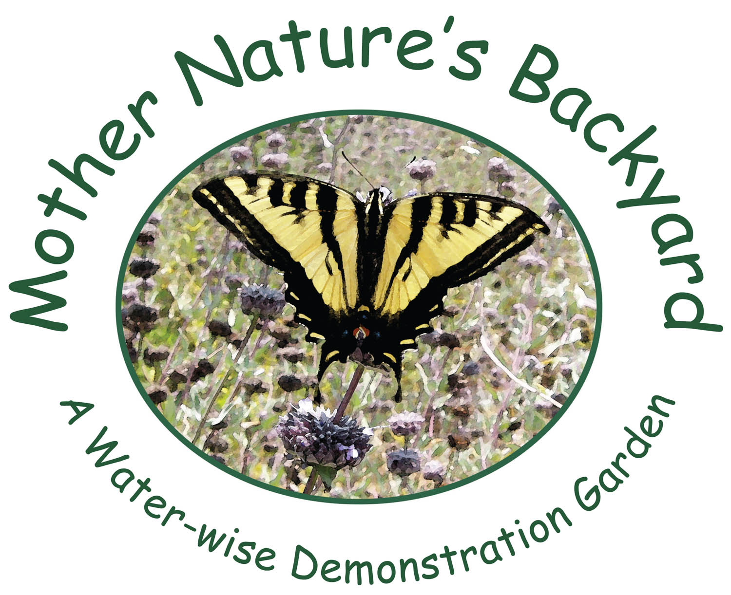 Mother Nature's Backyard logo - link to the website opens in new window