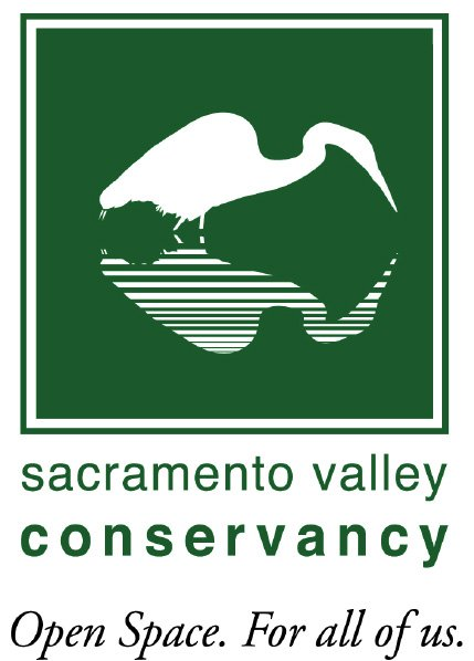 Sacramento Valley Conservancy logo - link to website opens in new window