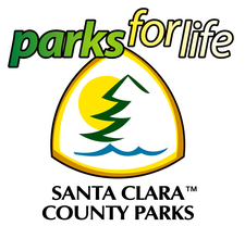 Santa Clara County Parks logo - link opens in new window