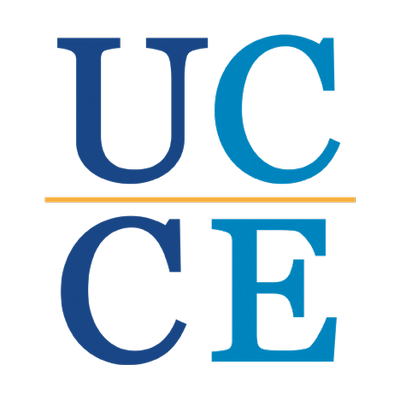 University of California Cooperative Extension  logo - link to website opens in new window