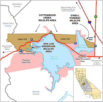 O 39 neill forebay wildlife area for San luis reservoir fishing report 2017