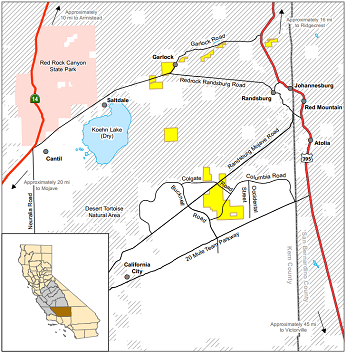 Map of Fremont Valley ER - click to enlarge in new window
