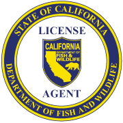 License Agent Seal