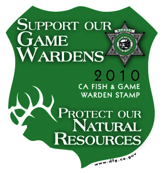 2010 Warden Decal