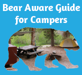 Bear Aware Guide for Campers