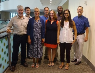 OSPR Natural Resource Damage Assessment Team, July 2018