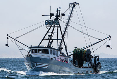 Commercial Fishing Vessel